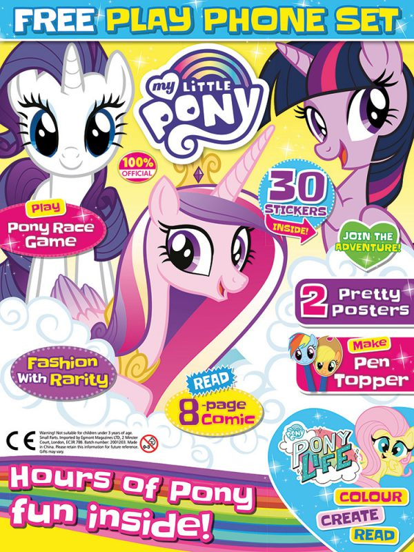 My Little Pony Issue 134 Cover