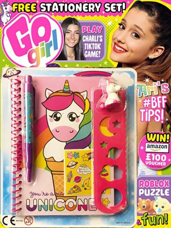 Go Girl Issue 307