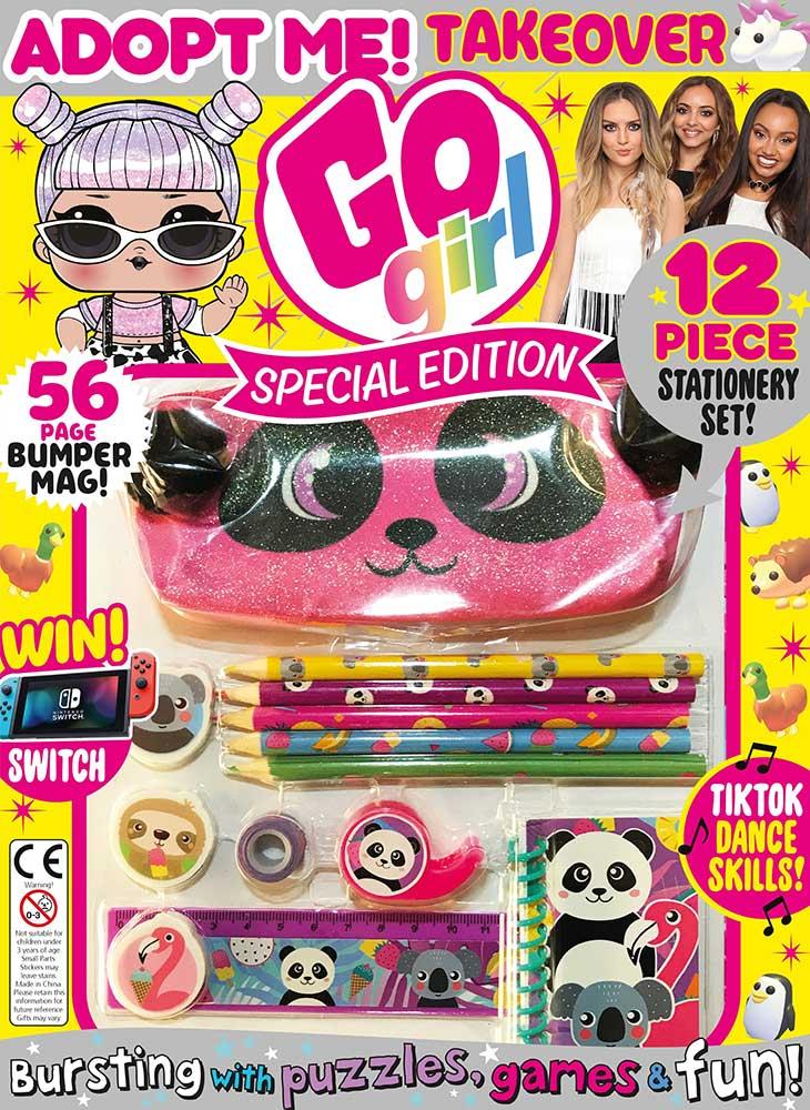 Go Girl Issue 310