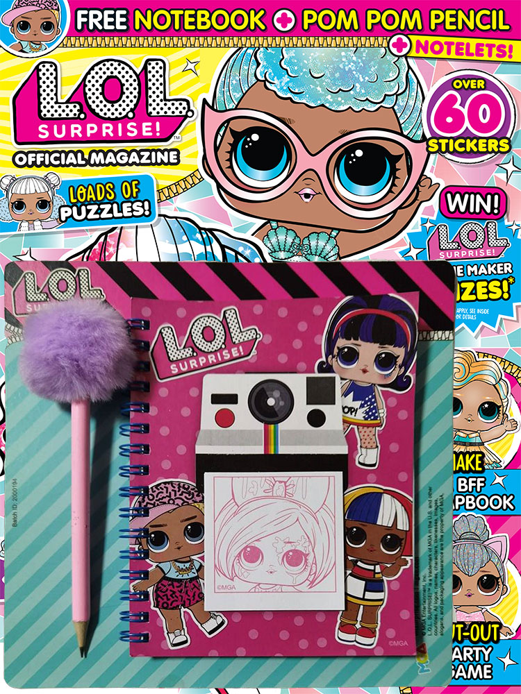 L.O.L. Surprise! Issue 42