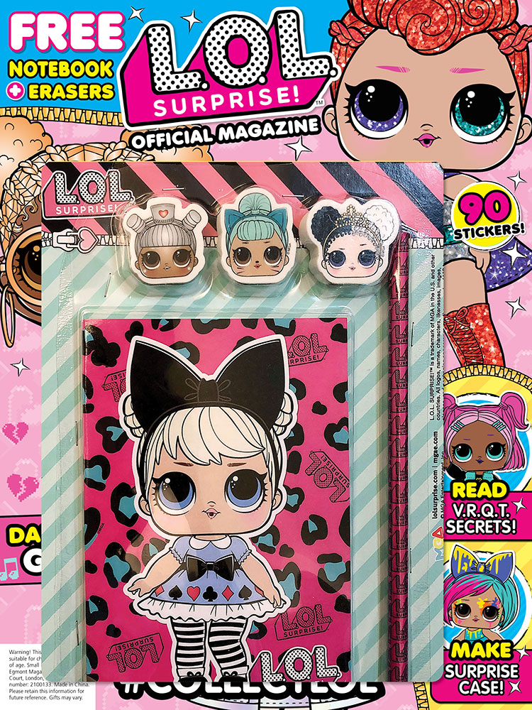 L.O.L. Surprise! Issue 45