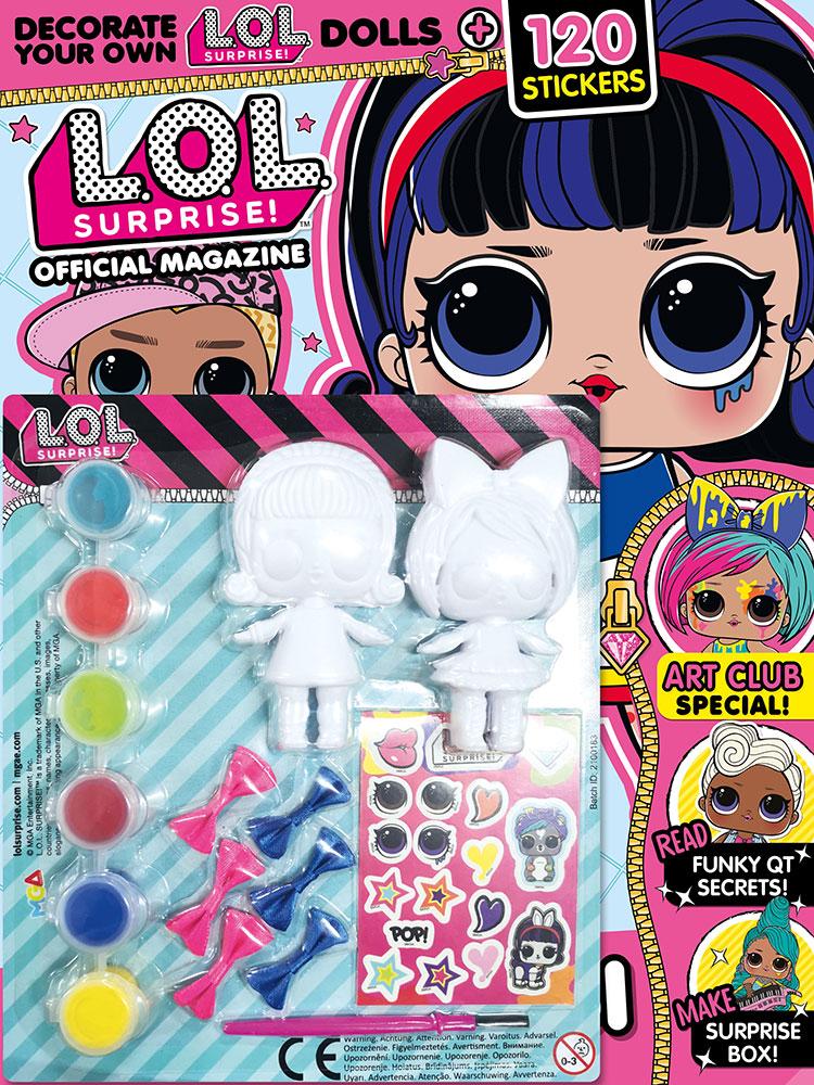 L.O.L. Surprise! Issue 46