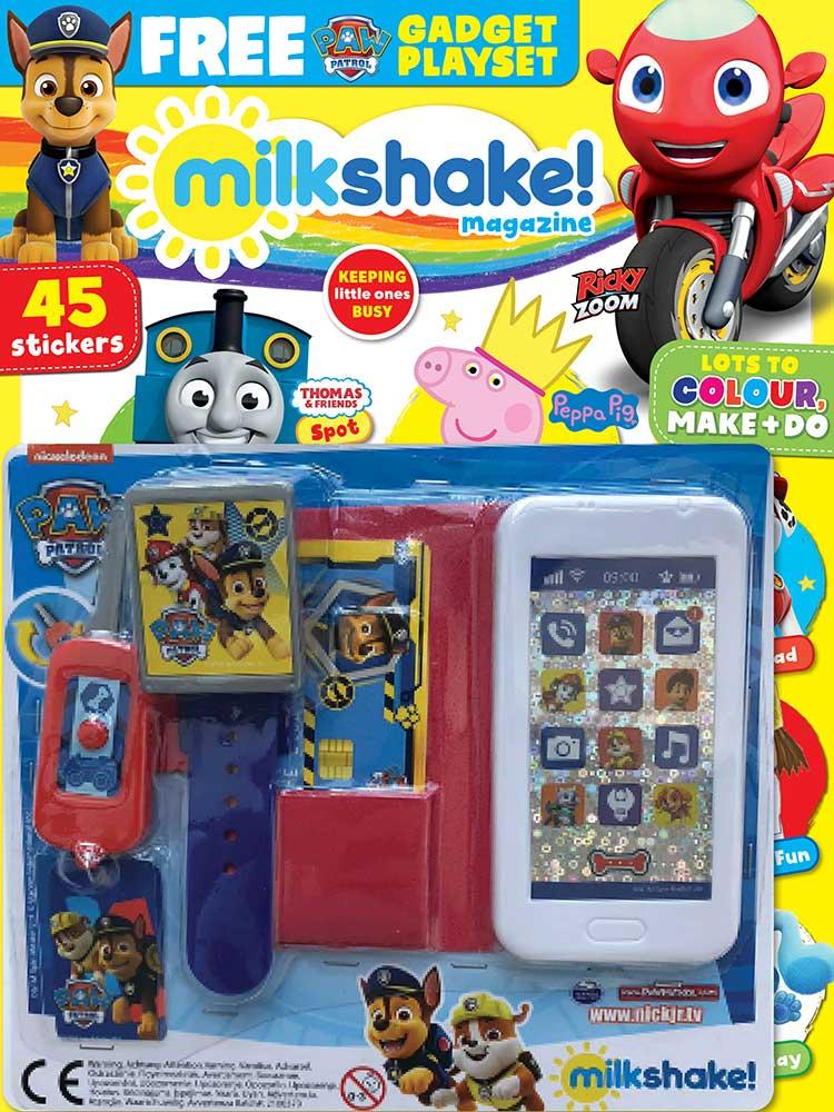 Milkshake! Issue 13
