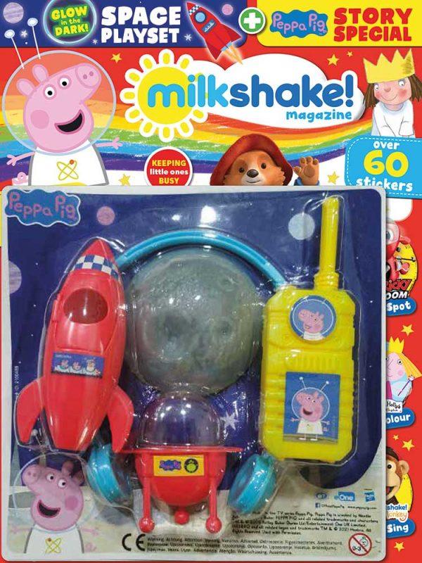 Milkshake! Issue 14