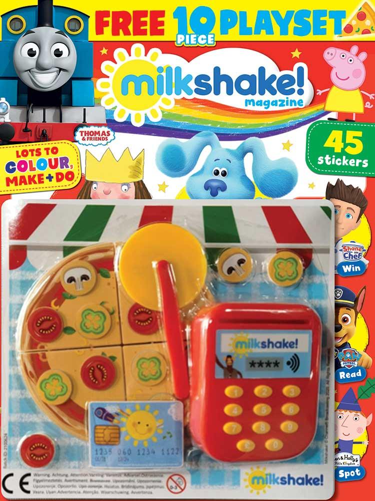 Milkshake! Issue 16