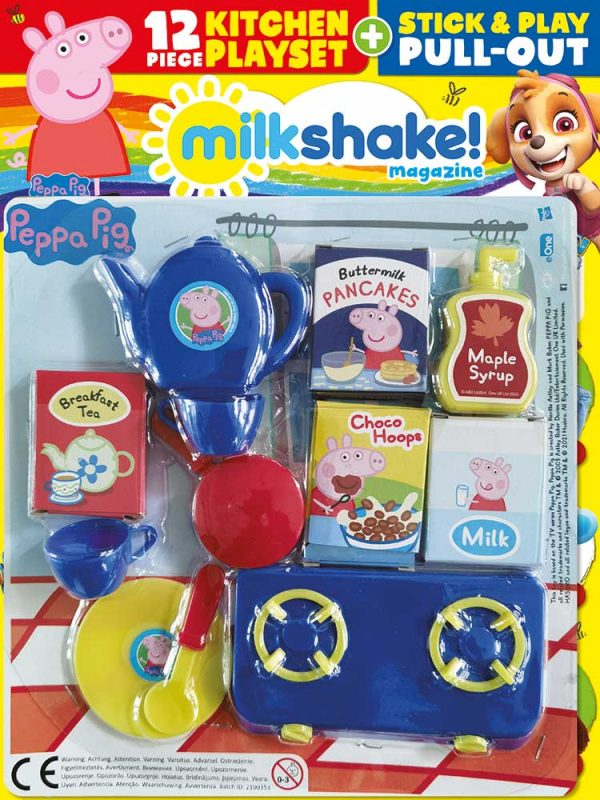 Milkshake! Issue 17