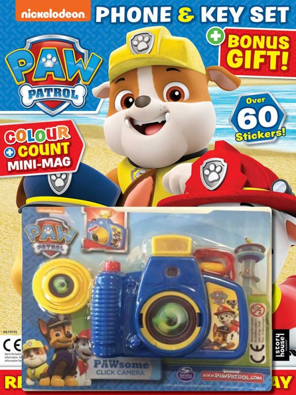 PAW Patrol Magazine Issue 84