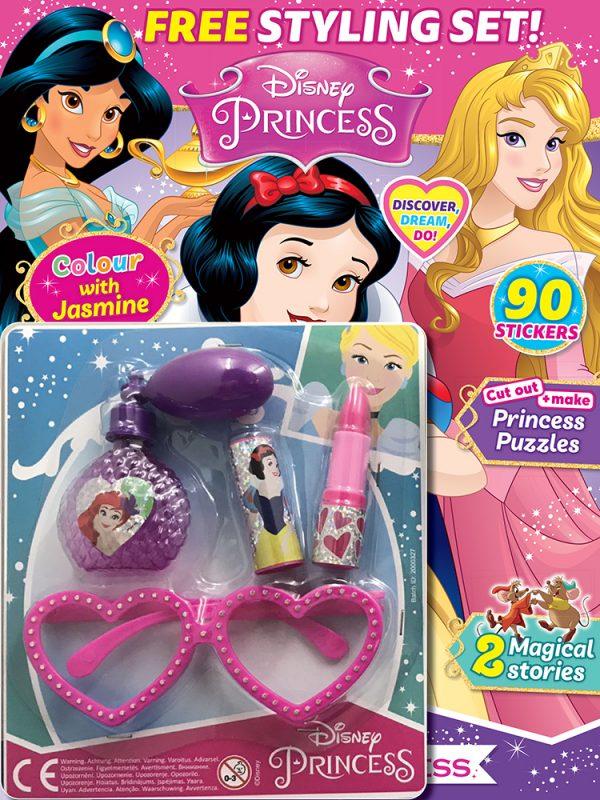 Disney Princess Magazine Issue 477