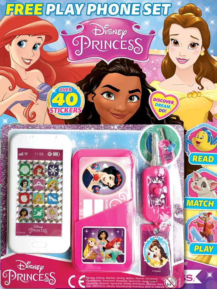 Disney Princess Magazine Issue 478