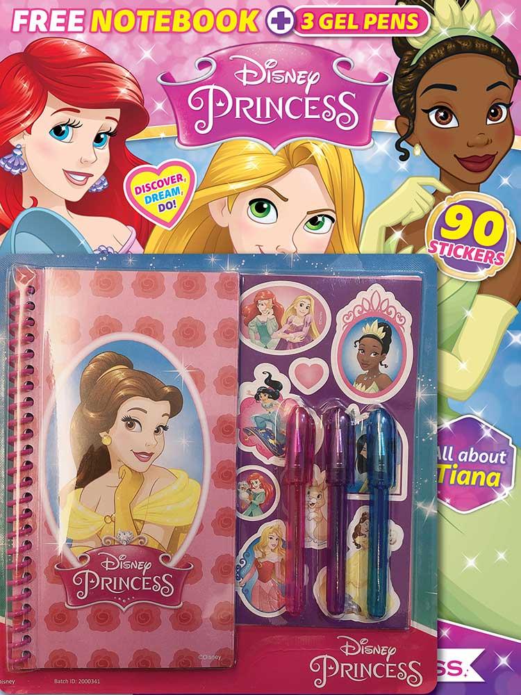 Disney Princess Magazine Issue 480