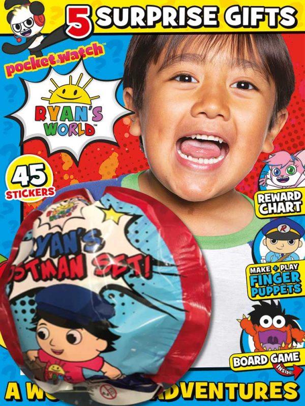 Ryan's World Magazine Issue 24
