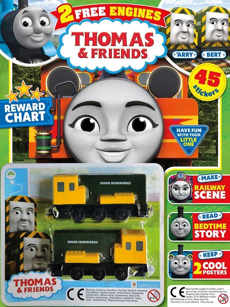 Thomas & Friends Magazine Issue 794