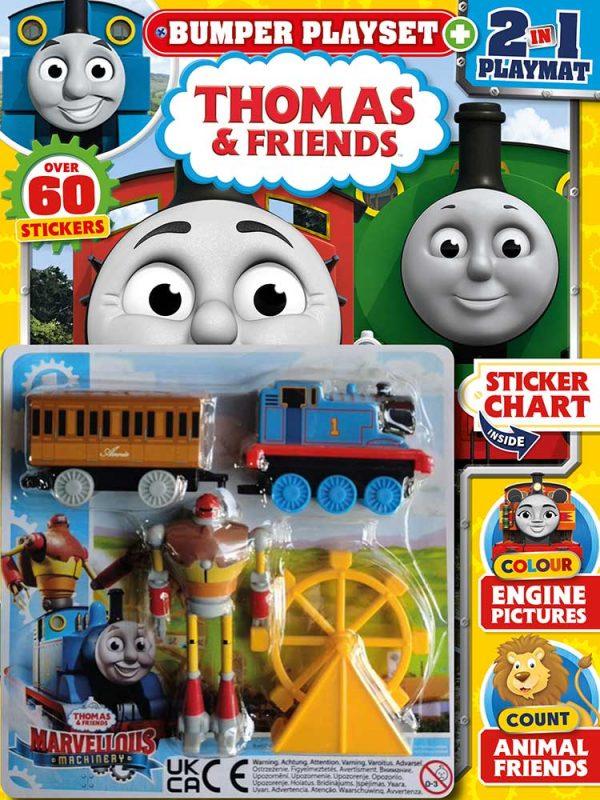 Thomas & Friends Magazine Issue 795 Marvellous Machinery