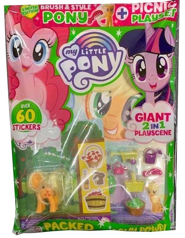 My Little Pony Magazine Figurine Gift Issue 141