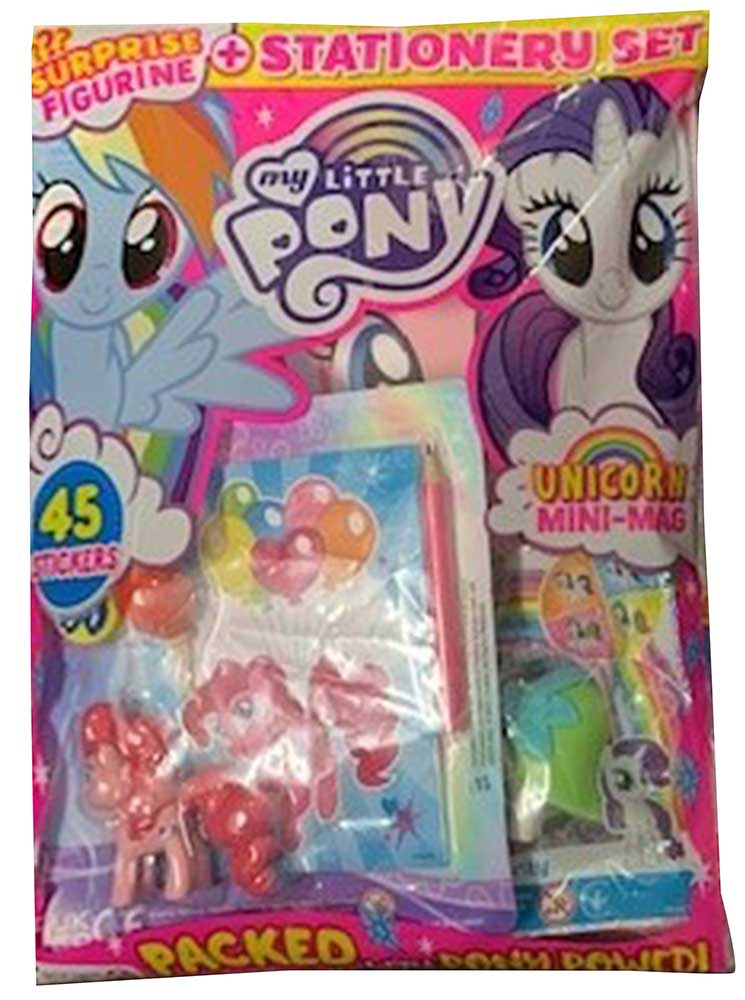 My Little Pony Magazine Issue 142 Official Figurine Gift