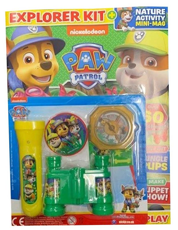 PAW Patrol Magazine with Gift Issue 86