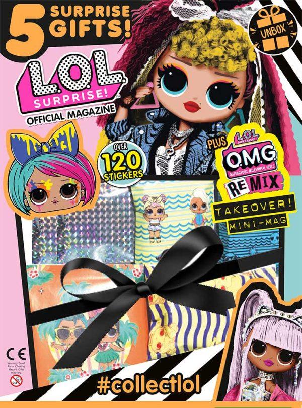 LOL Surprise! Magazine Issue 51
