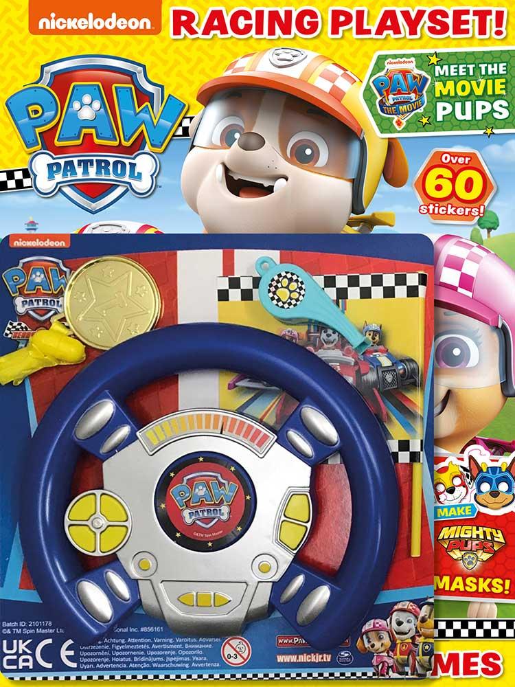 PAW Patrol Magazine Issue 90 Movie