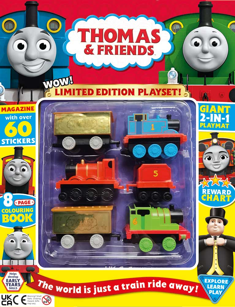 Thomas & Friends Issue 799 Special Gift